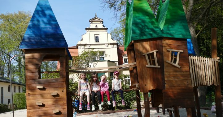 Villa für Kinder Holzburg